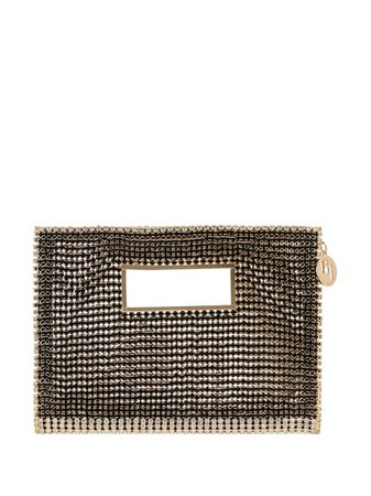 Rosantica Side Crystal-Embellished Clutch Aw20 | Farfetch.Com