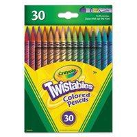 Crayola Twistable Colored Pencils - Walmart.com