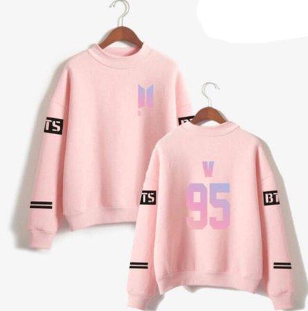 BTS V Sweater