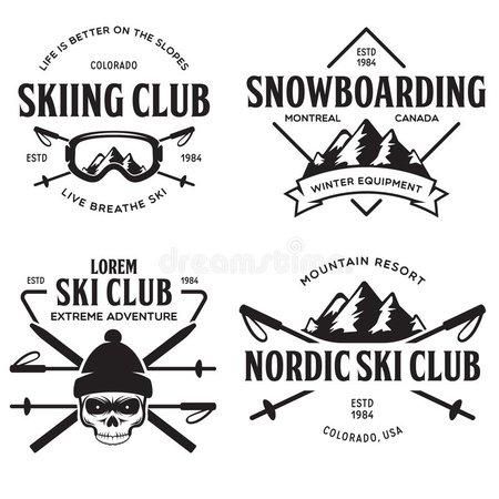 ski text