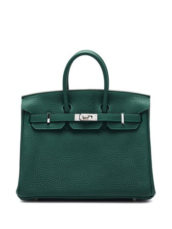 Hermès Sac à Main Birkin 25 pre-owned - Farfetch