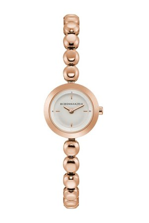 BCBG | Women's Quartz Analog Dress Bracelet Watch, 23mm | Nordstrom Rack