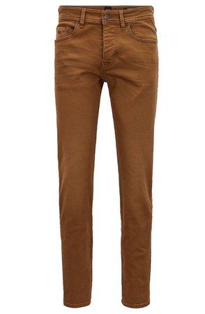 Boss brown pants