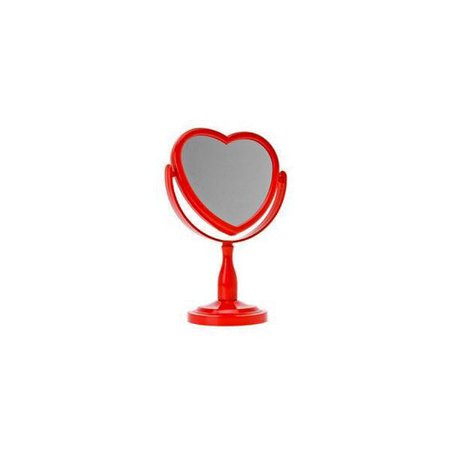 red heart mirror png filler