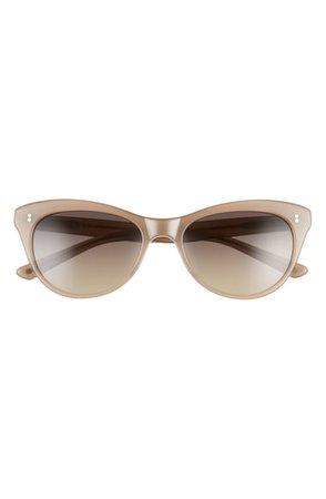 SALT. Hillier 55mm Polarized Cat Eye Sunglasses | Nordstrom