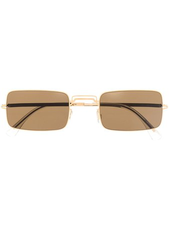 Mykita, Tinted square-frame Sunglasses