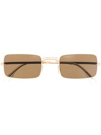 Mykita, Tinted square-frame Sunglasses