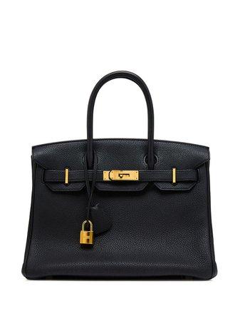 Hermès Pre-Owned Birkin 30 Tote - Farfetch