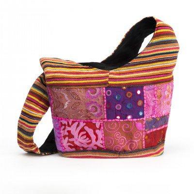 Maya Boho Embroidered Handbag | Mystic Self LLC