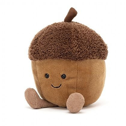 acorn plushie