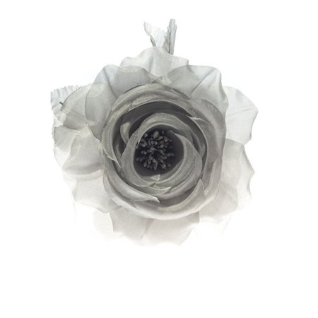 grey silk flowers - Google Search