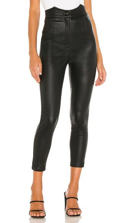 retrofete Tally Pant in Black | REVOLVE