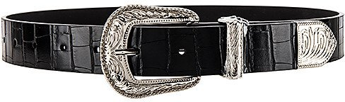 Venom Croco Belt