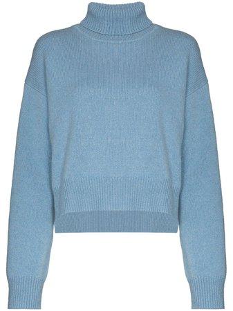 Rejina Pyo Turtleneck fine-knit Jumper - Farfetch