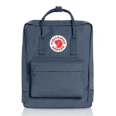 Fjallraven Kanken 7L 16L 20L Waterproof Sport Backpack Handbag School Travel Bag   eBay