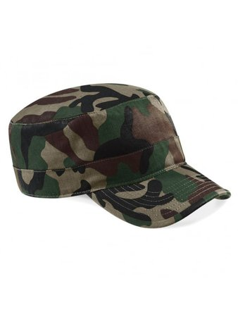 Camo Army Hat | Hen Party Superstore