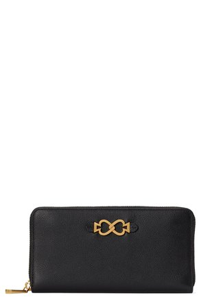 kate spade new york toujours leather continental wallet   Nordstrom