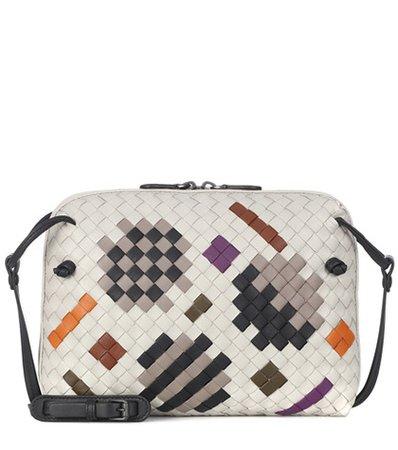 Nodini Artsy leather crossbody bag