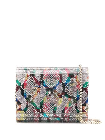 Jimmy Choo Candy Clutch - Farfetch