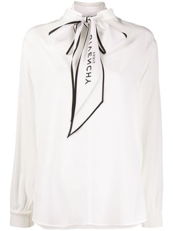 top white blouse