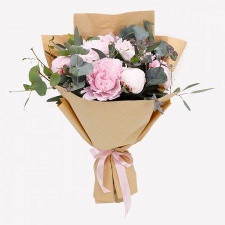 Peony Flowers bouquet - juneflowers.com