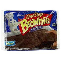 Pillsbury Brownie Rich Fudge Allergy and Ingredient Information