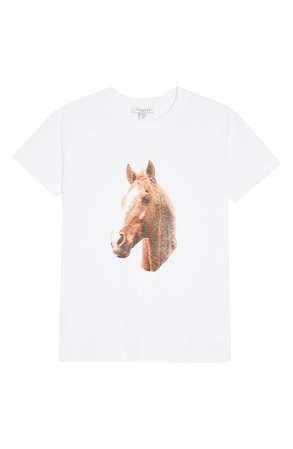 Topshop Horse Graphic Tee | Nordstrom
