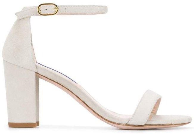 Seal heeled sandals