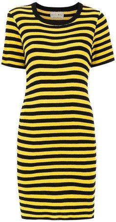 Andrea Bogosian striped dress