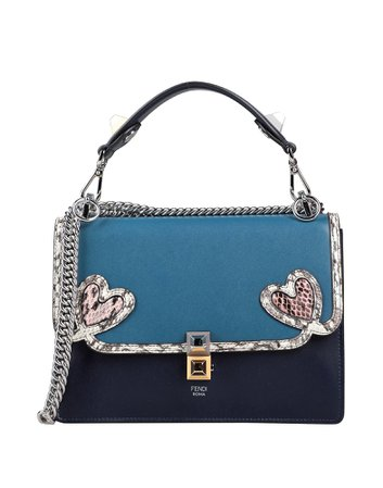 Fendi Cross-Body Bag Blue