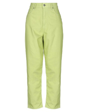 Cigala's Denim Pants - Women Cigala's Denim Pants online on YOOX United States - 42766297CH