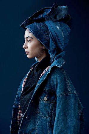 denim editorial - Google Search