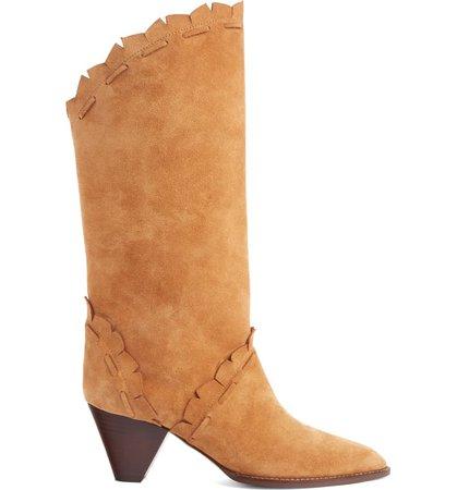 Isabel Marant Leesta Western Boot (Women) | Nordstrom