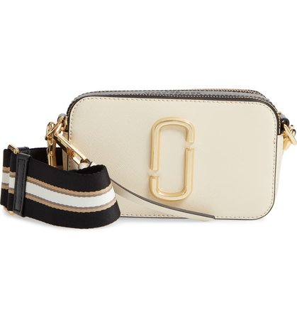 The Marc Jacobs The Snapshot Leather Crossbody Bag | Nordstrom