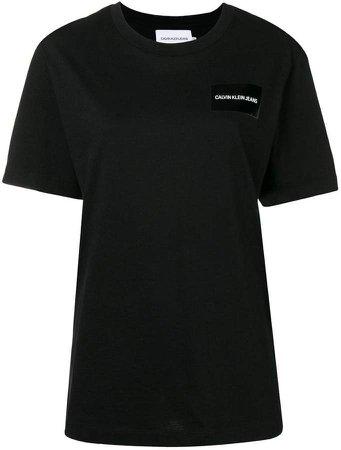 logo boyfriend T-shirt