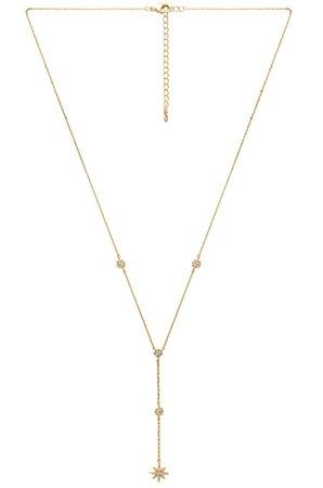 Stardust Lariat Necklace