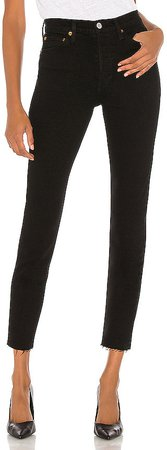High Rise Ankle Crop. - size 23 (also