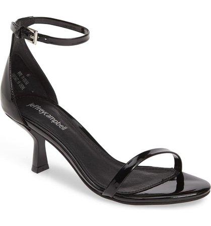 Jeffrey Campbell Entice Ankle Strap Sandal (Women) | Nordstrom