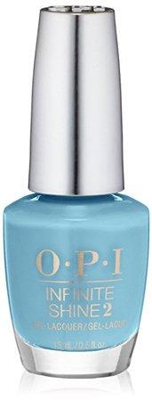 OPI Infinite Shine Nail Polish, To Infinity & Blue-yond