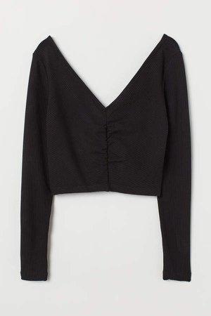 Short Top - Black