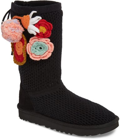 Crochet Classic Tall Boot