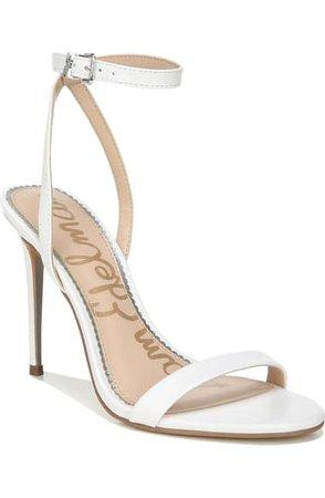 Sam Edelman Sunna Ankle Strap Sandal | Nordstrom