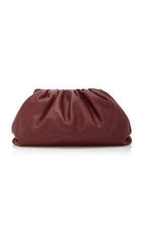The Pouch Leather Clutch By Bottega Veneta | Moda Operandi