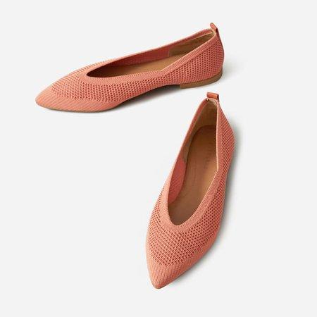 Women's 40-Hour Flat in ReKnit | Everlane pink