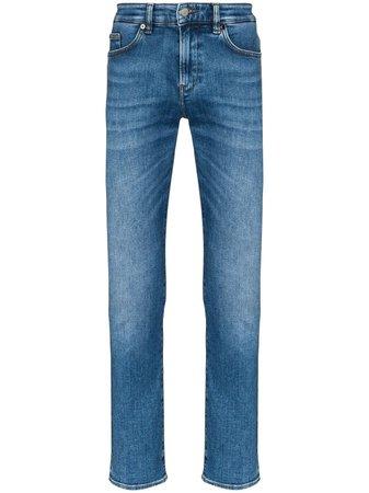BOSS Delaware straight leg jeans