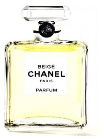 Les Exclusifs de Chanel Beige Parfum Chanel perfume - a fragrance for women 2014