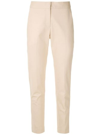 Andrea Marques Side Pockets Straight Trousers - Farfetch