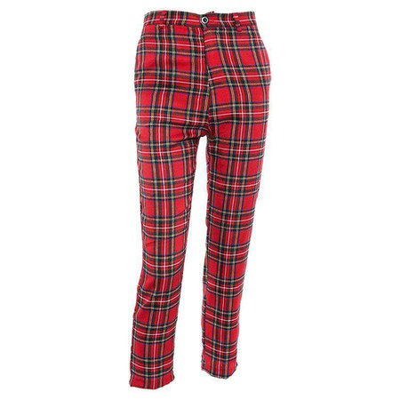 VINTAGE PLAID PANTS – dog dog