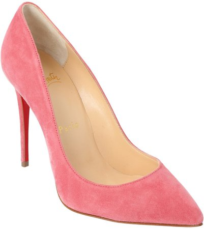 Pigalle Follies 100 Suede Pump