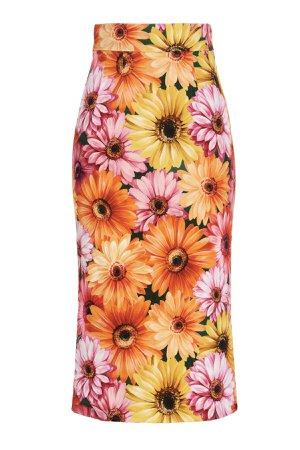 dolce & gabbana 'Gerbere' longuette skirt' available on www.julian-fashion.com - 171153 - NL